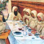 Sabato 26 maggio 2018 – La storia in cucina – Una cena monastica – FAI Monastero di Torba
